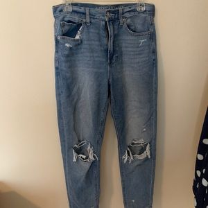 American Eagle High Waisted Boyfriend Jeans